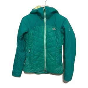 The North Face | Green Zip Up Summit Series Jacket